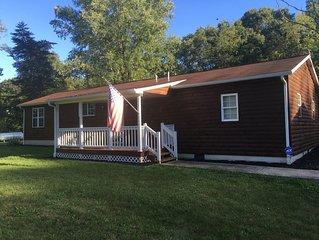 Getaway Gabin Located In Hocking Hills Ohio & Wayne National Forest
