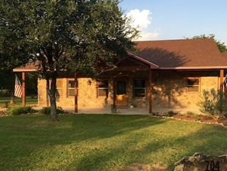 Texas Hill Country Rustic Suite