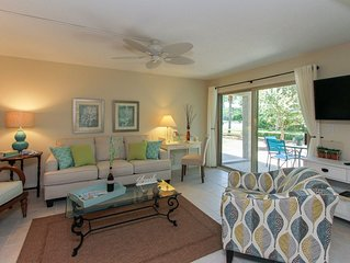 First floor beautifully renovated in South Beach, Sea Pines Hilton Head