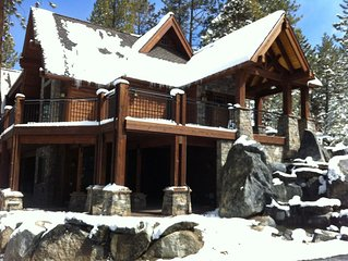 LUXURY TAHOE IN ZEPHYR COVE! SPECIAL HOLIDAY PRICING!