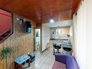 Cabaña familiar con kitchenette - Family cabin with kitchenette