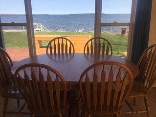 Oceanfront Cottage In Grande-digue, Near Shediac And Bouctouche