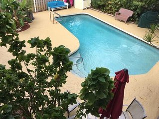 Beautiful Lower Keys Water Front Home with Pool