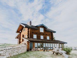 Cedar/Spirit Mountain Retreat-500 acres just for you!