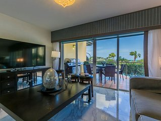Luxurious  Beach Retreat with best views! Elegant Ocean view 3 BDR-4 BATH