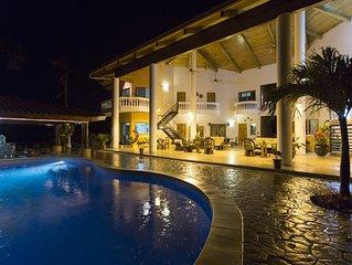 Luxurious Villa Vista de Oro - Private, Breathtaking Panoramic Ocean Views