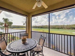 Luxury 2 bed/2 ba golf condo in Heritage Bay! We are a VRBO Premier Partner.