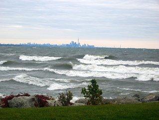 Contemporary Condo at Lake Ontario