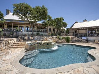 ULTIMATE DREAM HOME w/ Amazing View! Movie Theater, Pool, Hot Tub, Game Roo