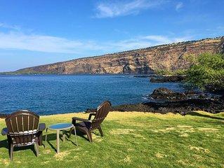 Kona Breeze - Captain Cook, Big Island, Hawaii, 3 bedrooms 3 baths.