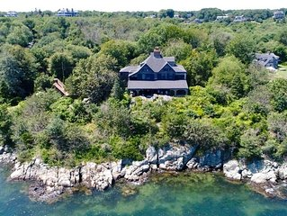 Open for weddings!! INQUIRE FOR RATES//The Barnacle overlooking Narragansett Bay