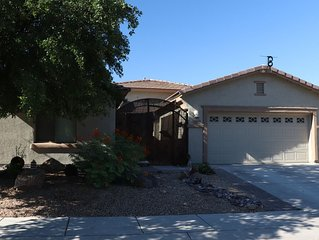 Beautiful spacious southern Arizona home for long term winter rental(60 day min)