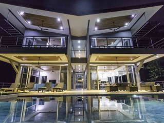 Luxury Brand New Contemporary Villa Elegantly Designed