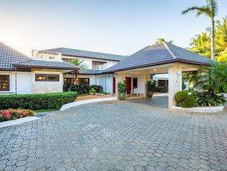 Increible villa en Casa de Capo, Vista Mar.