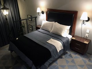 Colonia Americana TWO LEVEL LOFT Apartment