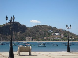 BEST LOCATION IN SAN JUAN DEL SUR AMAZING VIEWS -BEACHFRONT CLOSE TO THE TOWN