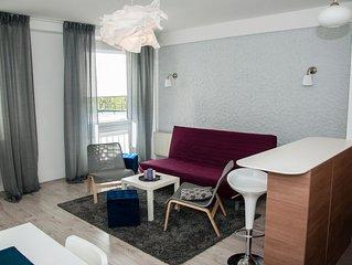 Auras apartment in the center of Vilnius (1 bedroom/1 bathroom)
