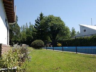 House&Pool&Garden in Chacras de Coria