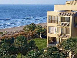 Marriott Monarch - Sea Pines Hilton Head - 2 bedroom, 2 bath - OceanFront