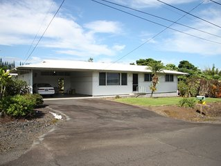 Three bedroom remodeled home in older residential neighborhood of Hilo.