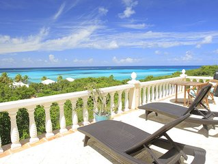 Penthouse Mimosa Great Views, Oceanfront Estate