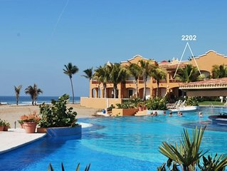 Golf, Beach, Sun - Luxury Condo at Estrella Del Mar, Mazatlan