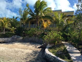 Stunning Beach Property on Moriah Harbour with Boat Dock & Breathtaking Views
