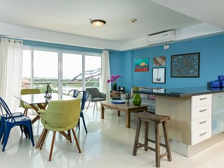 Beautiful decor, Eagle Beach Great Value Apartment