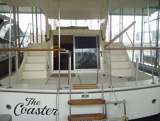 HARBOR MASTER COASTAL CRUISER