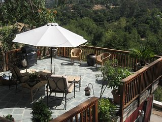 Charming Mountain Home 7 Minutes from Beach