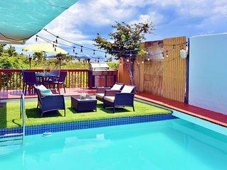 Luxury Private Pool Villa with Sapphire Beach Access