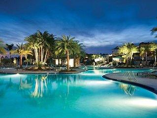 The Fountains, Orlando - 2 bedroom 2 bath villa.  Best Rates!  Book now!