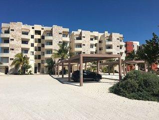 Beachfront Luxury Condos Near Telchac