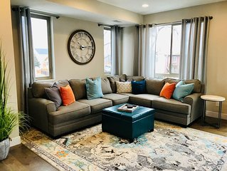 Luxury Townhouse at Sloans Lake close to Downtown Denver