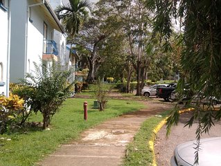 Condo in a Picturesque, Relaxing Gated Property in Negril