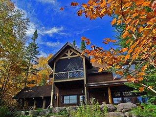 Riverfront Wilderness Lodge: Placidmere Lodge