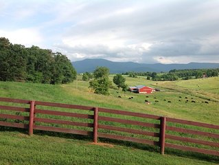 Breathtaking Views Of The Blue Ridge Mountains