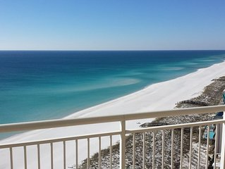 Larger Belle Mer 3BR -- 2 Gulf Front Masters -- All With Private Baths
