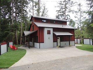 The Guest Barn on Rennie