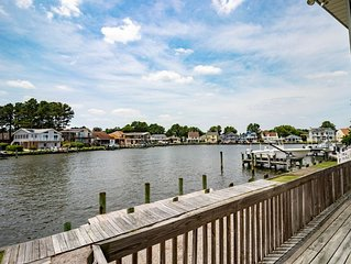 Mailnowski Home - Waterfront, 3 bedrooms, 2 bathrooms, Sleeps 8, Non Group Renta