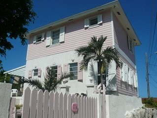 . Experience real Eleuthera: live in a native settlement on the sea.