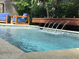 Steps From Duval St. 3 Bedroom 3 Bath In Old Town Key West