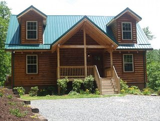 Bear Creek 3 Bedroom 3 Bath Mountain Home in Valle Crucis NC