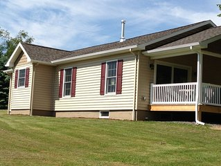Tall Pines Country House - Union Dale, PA -5 Miles to Elk Mtn Resort