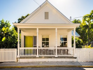 Blue Coral:  A Private Oasis In The Heart Of Old Town Key West