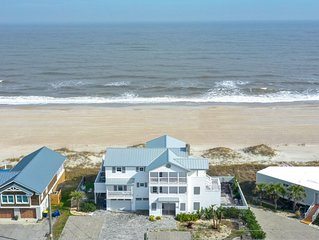 Beachfront Luxury - Directly on the Sand