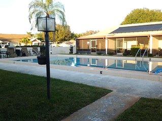 Enjoy your vacation rental at the Cozy Villa at Sebring