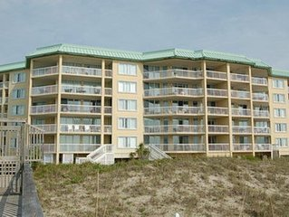 Fordham At Somerset Unit 205: 3 BR / 3 BA condo in Pawleys Island, Sleeps 6