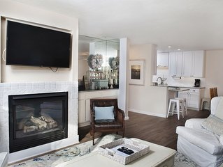 Oceanfront Complex •Two Bedroom Two Bath Condo In Solana Beach and Tennis Club
