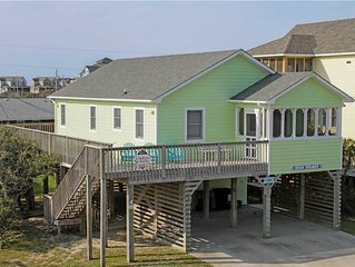 Oceanside in Buxton- Close to Beach, Linens provided